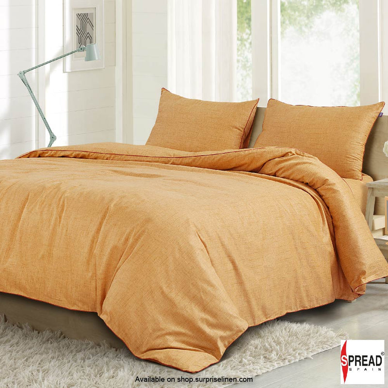 Spread Home - Grain De Glace 400 Thread Count (Gold)