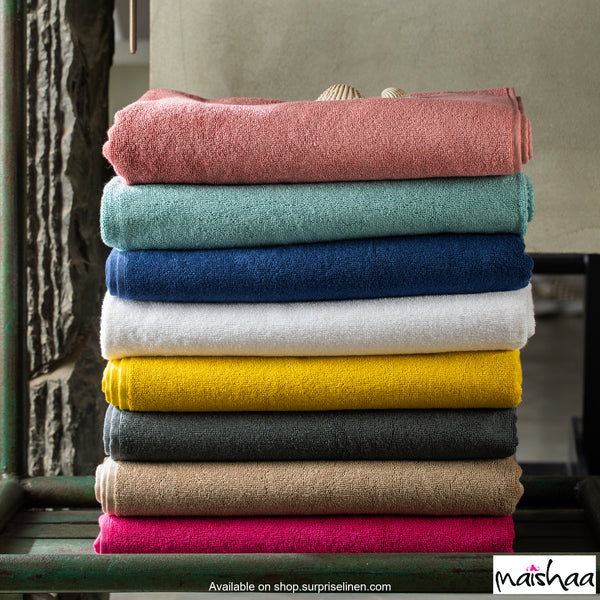 Maishaa - Modal Collection Oxford Bath Towel