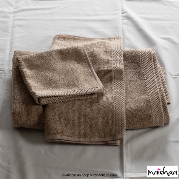 Maishaa - Modal Collection Stone Hand Towel
