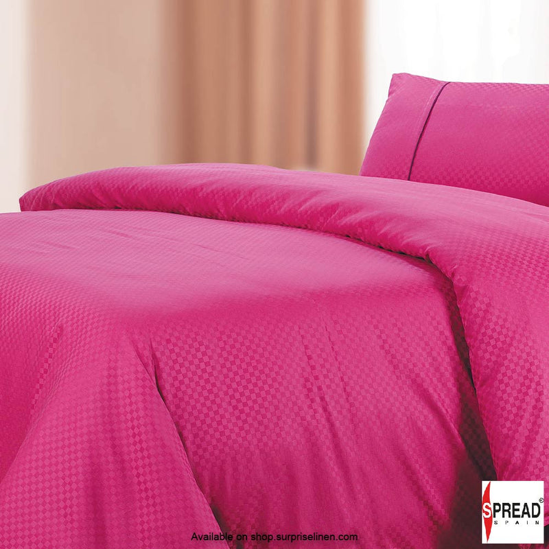 Spread Home - Oxford Street 400 Thread Count (Hot Pink)