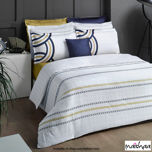 Maishaa - Odilia Collection Kinali Bed Sheet Set
