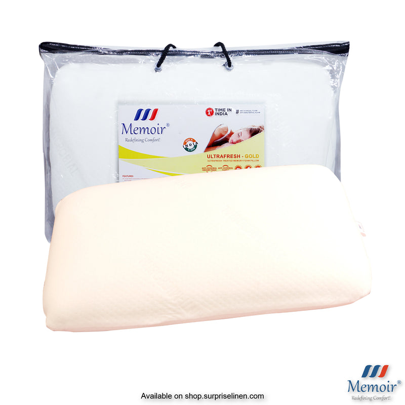 Memoir - Ultrafresh Gold Memory Foam
