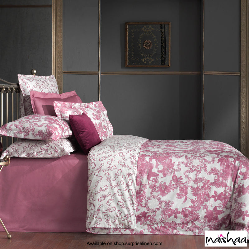 Maishaa - Odilia Collection Petersburg Duvet Cover (Blush Pink)