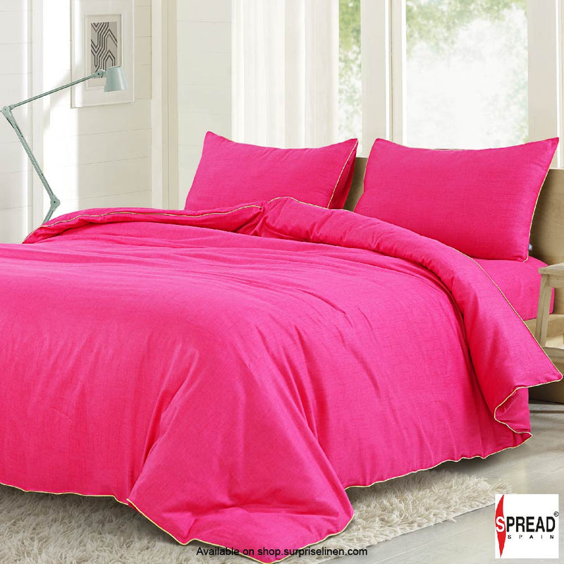 Spread Home - Grain De Glace 400 Thread Count (Pink)
