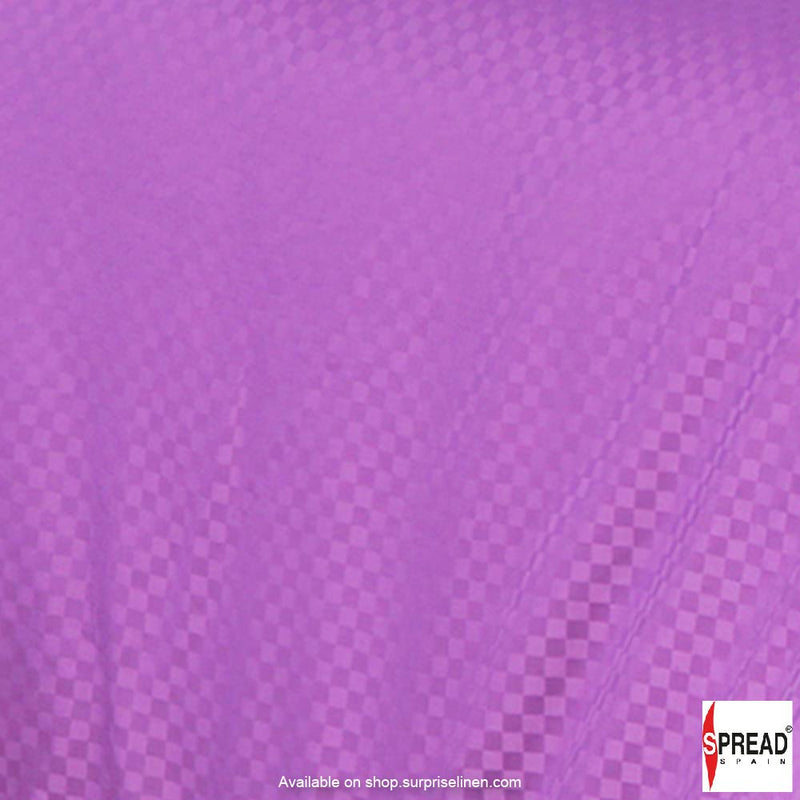 Spread Home - Oxford Street 400 Thread Count (Purple)