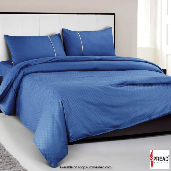 Spread Home - Oxford Street 400 Thread Count Duvet Cover (Royal Blue)
