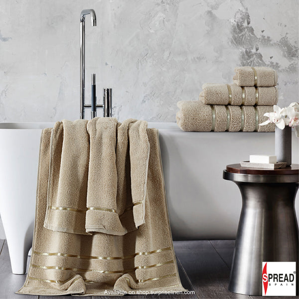 Spread Home - The Roman Bath - Mouse Towel Set (Ultra Soft Pure Cotton 600 GSM)