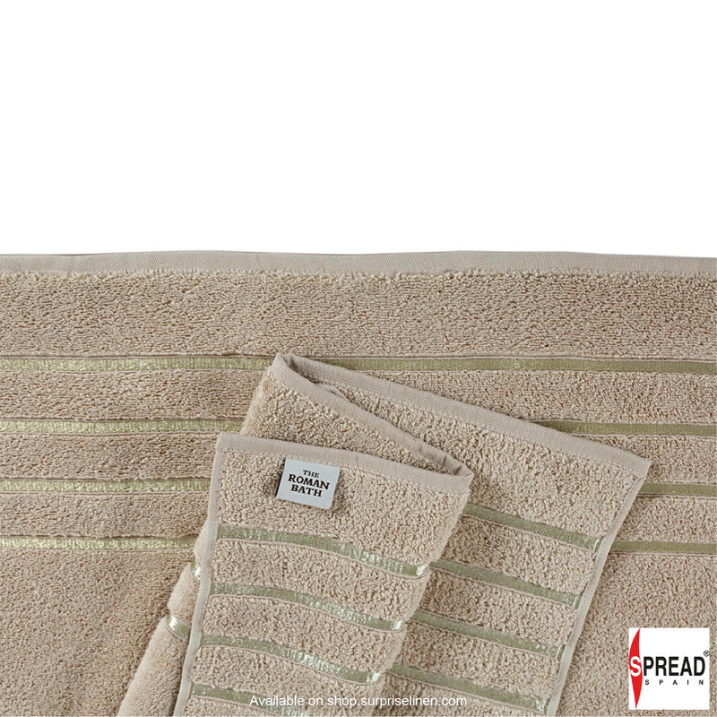 Spread Home - The Roman Bath - Mouse Towel (Ultra Soft Pure Cotton 600 GSM)