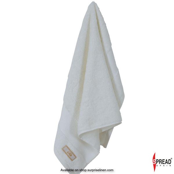 Spread Home - Silk Luxurious Bath Towel White - Made in Turkey