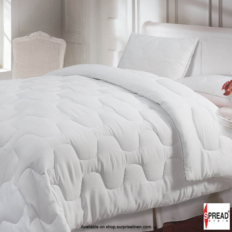Spread Home - Tencel™ Extreme Winter Soft and Light Weight Microfiber 300 GSM Quilt, Comforter OEKO Certified