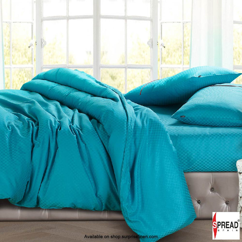 Spread Home - Oxford Street 400 Thread Count (Turquoise)
