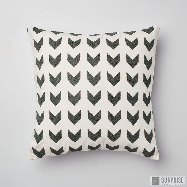 Surprise Home - Chevy Cushion Covers (White)