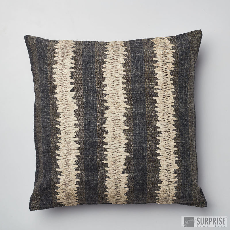 Surprise Home - Pulse Cushion Covers (Charcoal)