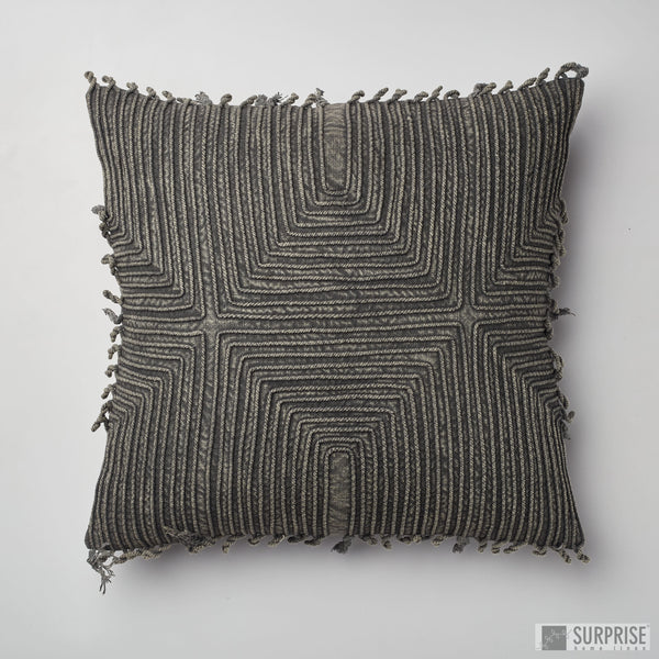 Surprise Home - Chords Cushion Covers (Charcoal)