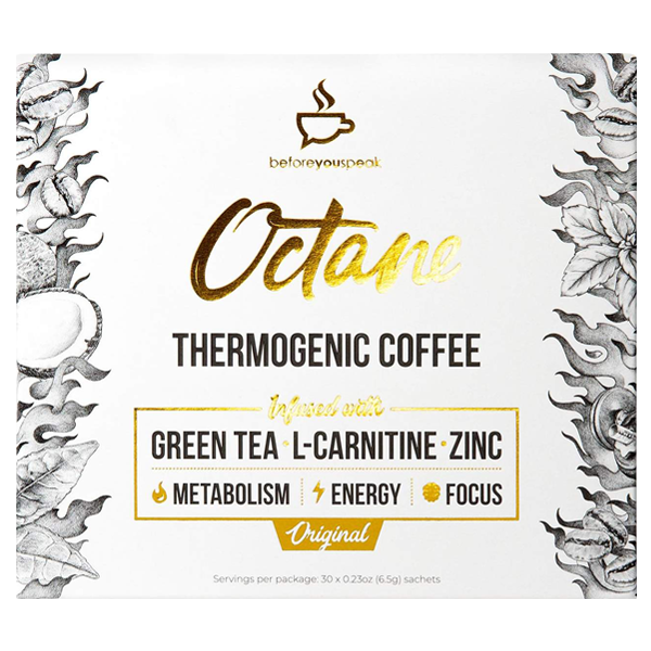 Beforeyouspeak Octane Thermogenic Coffee