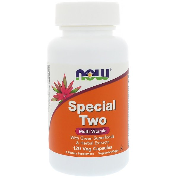 Now Foods Special Two Multi Vitamin