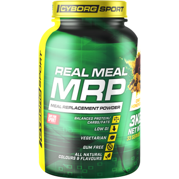 Cyborg Real Meal MRP