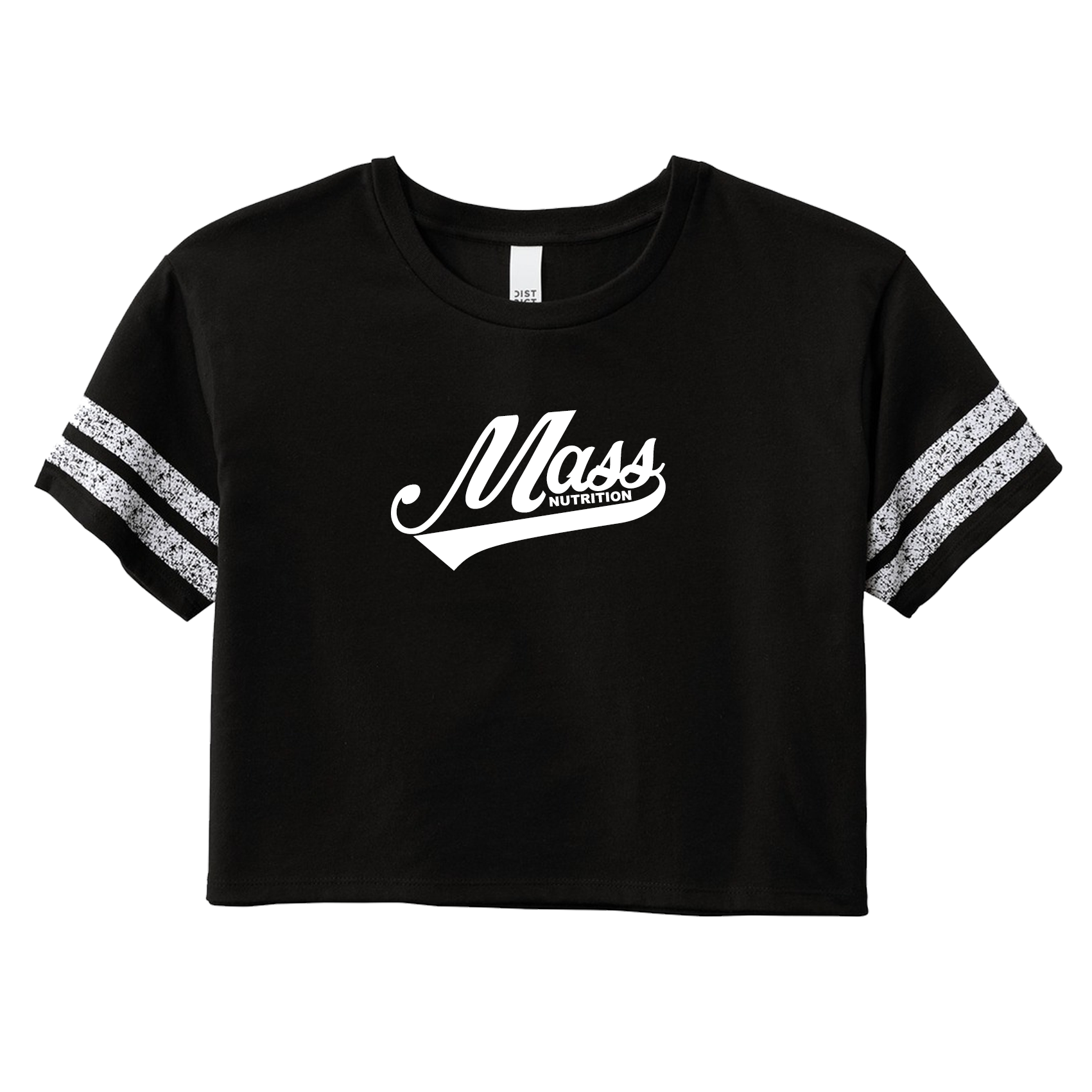 Miss Nutrition Cropped T-Shirt Baller