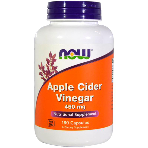 Now Foods Apple Cider Vineger Capsules