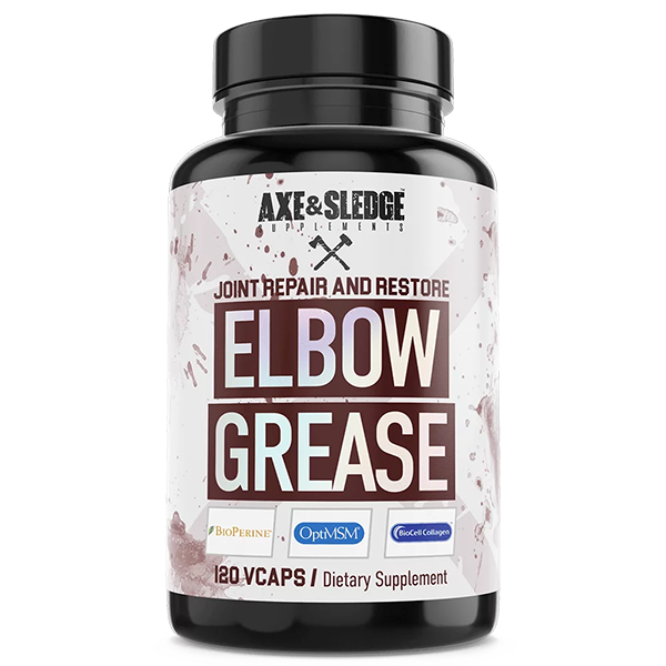 Axe & Sledge Elbow Grease