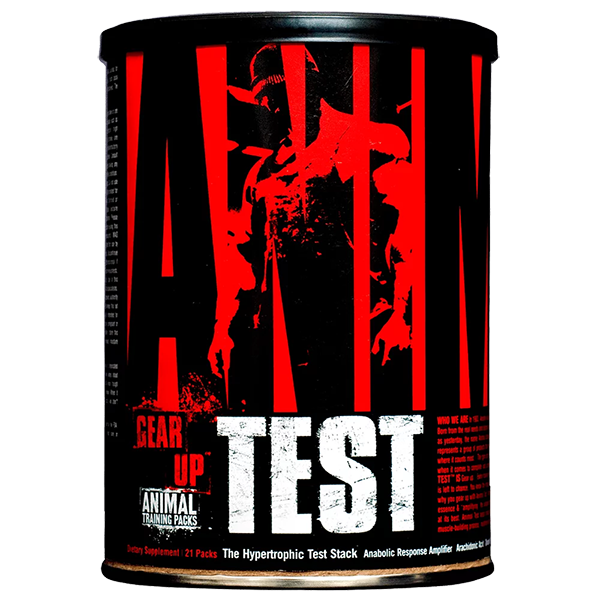 Animal Test 21 Pack