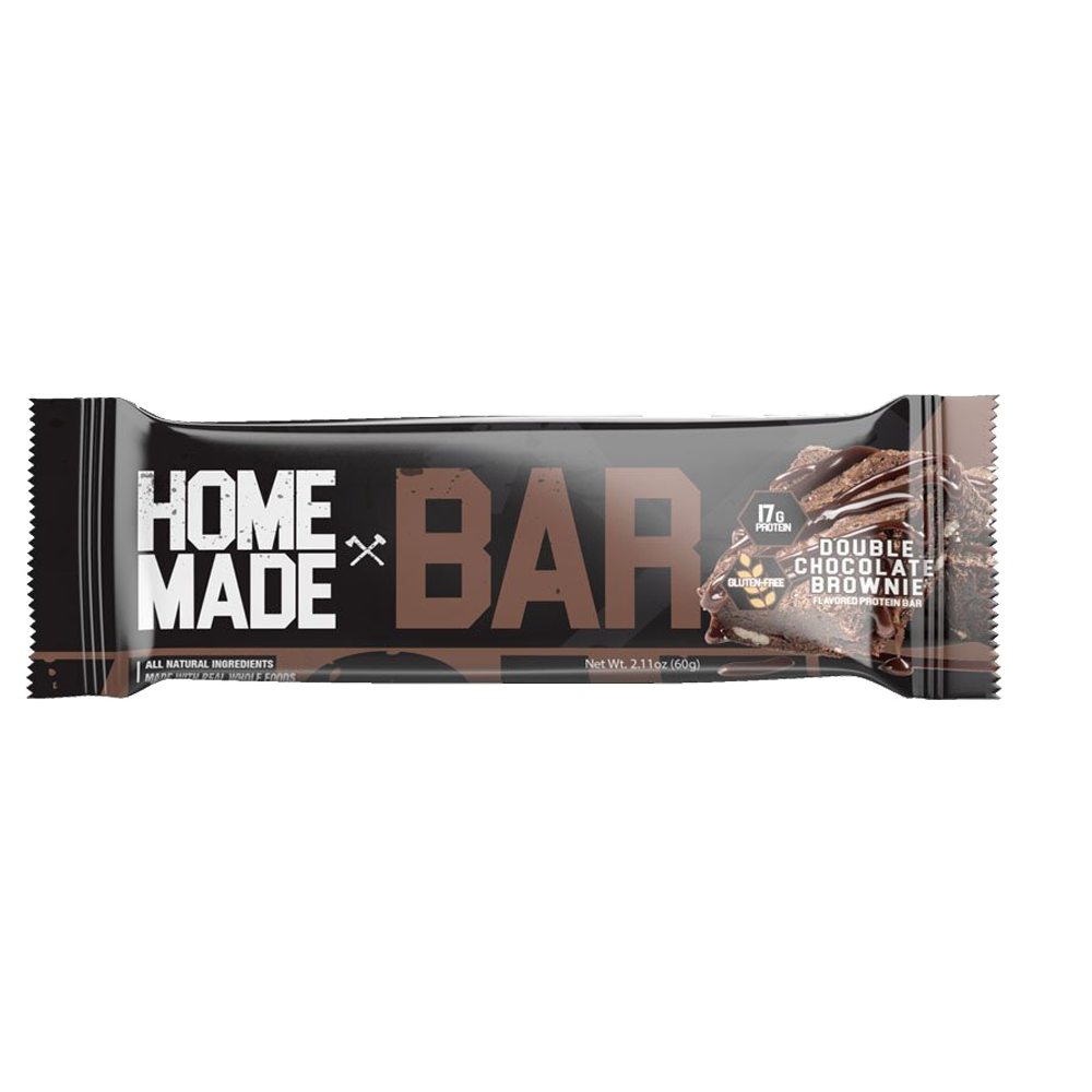 Axe & Sledge Home Made Bar (60g) Double Chocolate Brownie