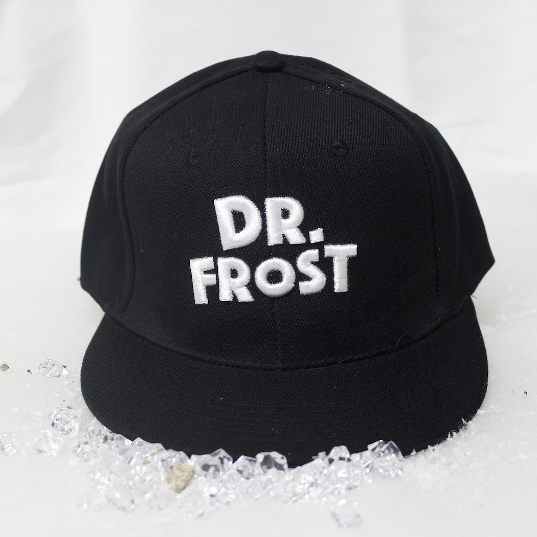 Dr Frost 3D Snap Back Black