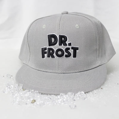 Dr Frost 3D Snap Back Grey