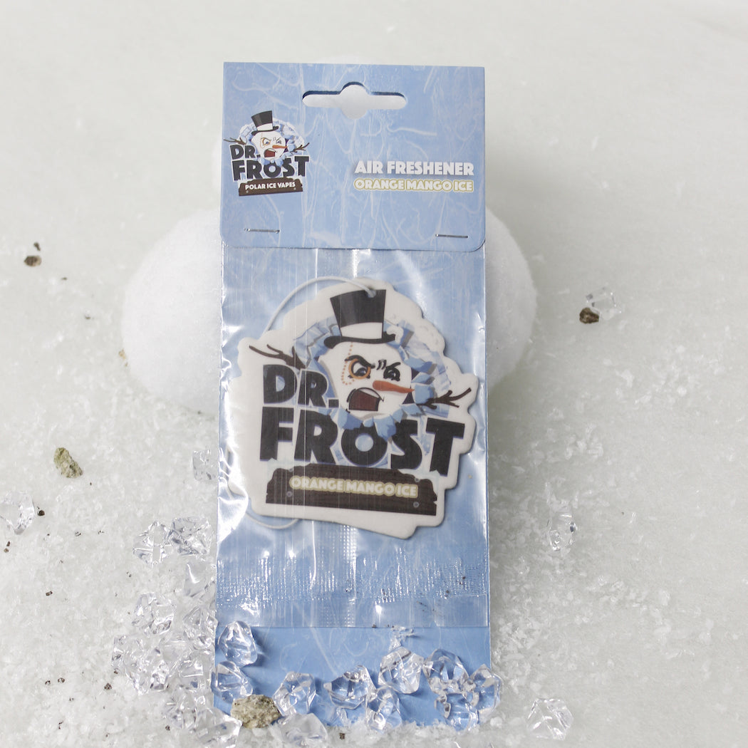 Dr Frost Car Air Freshener Orange & Mango Ice