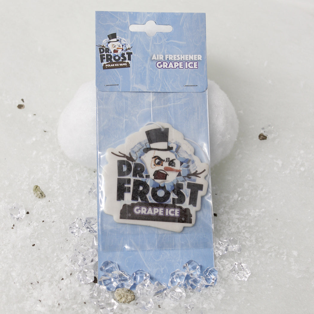 Dr Frost Car Air Freshener Grape Ice