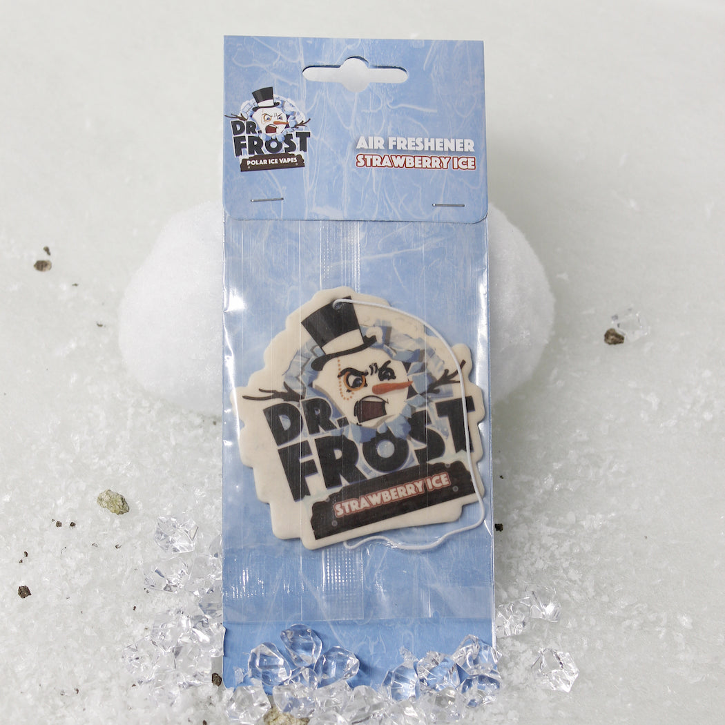 Dr Frost Car Air Freshener Strawberry Ice