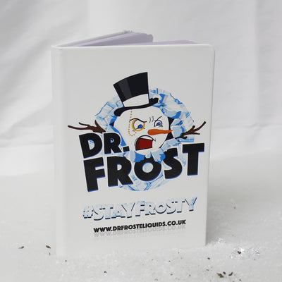 Dr Frost A5 Notebook
