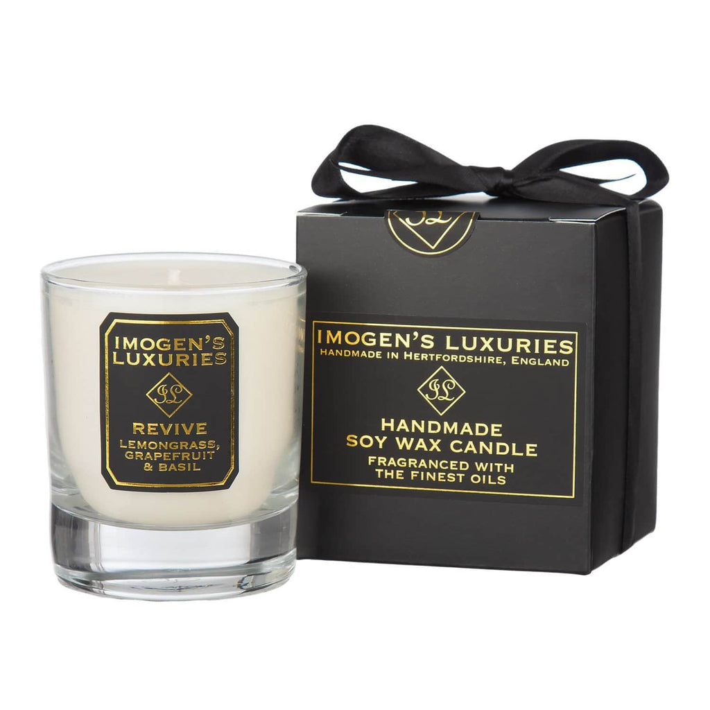 Revive Travel Candle - Lemongrass, Grapefruit & Basil