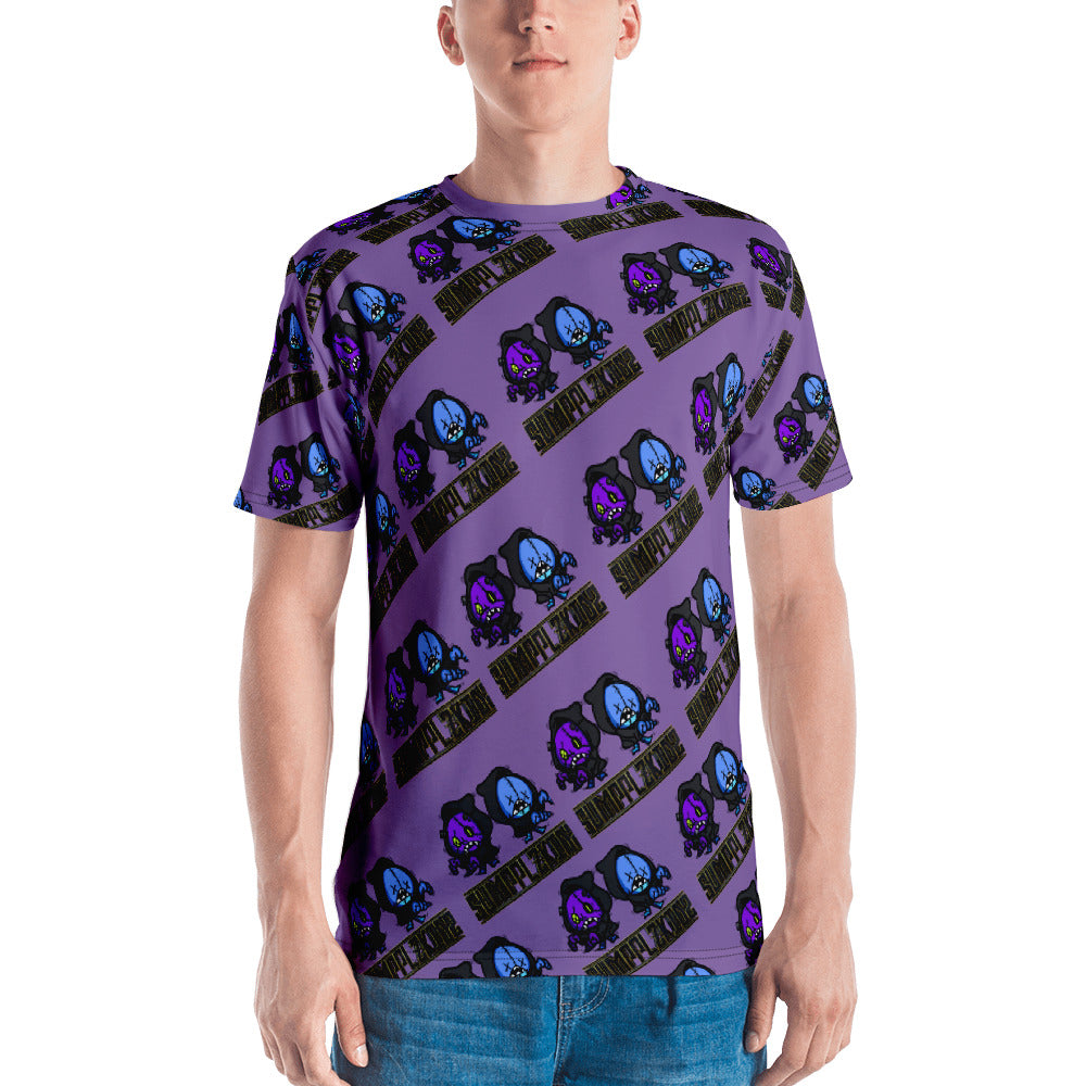 Men's Custom All-Over-SumPPLz T-shirt