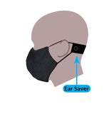 Face Mask Ear Saver for Ear Loops Face Covers