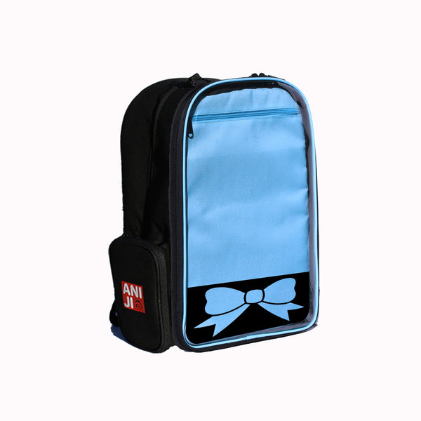Echo Backpack with Plastic Bow Emblem 4""