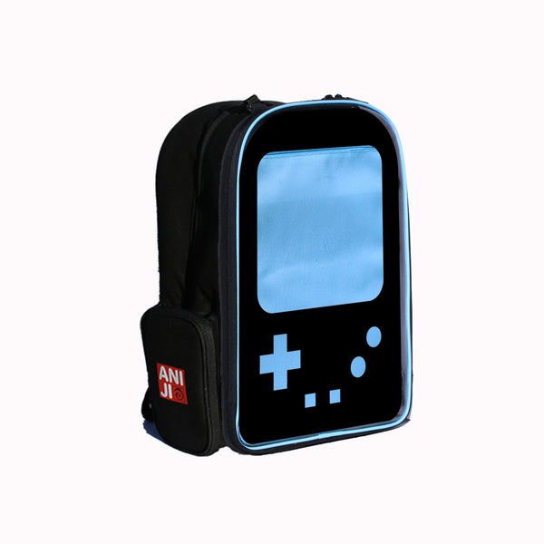 Echo Backback with Plastic Game Boy Emblem