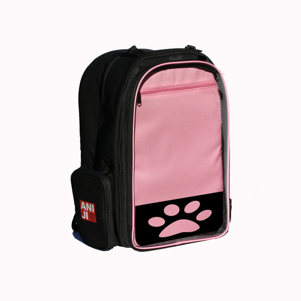 Echo Backpack with Plastic Paw Emblem 4""