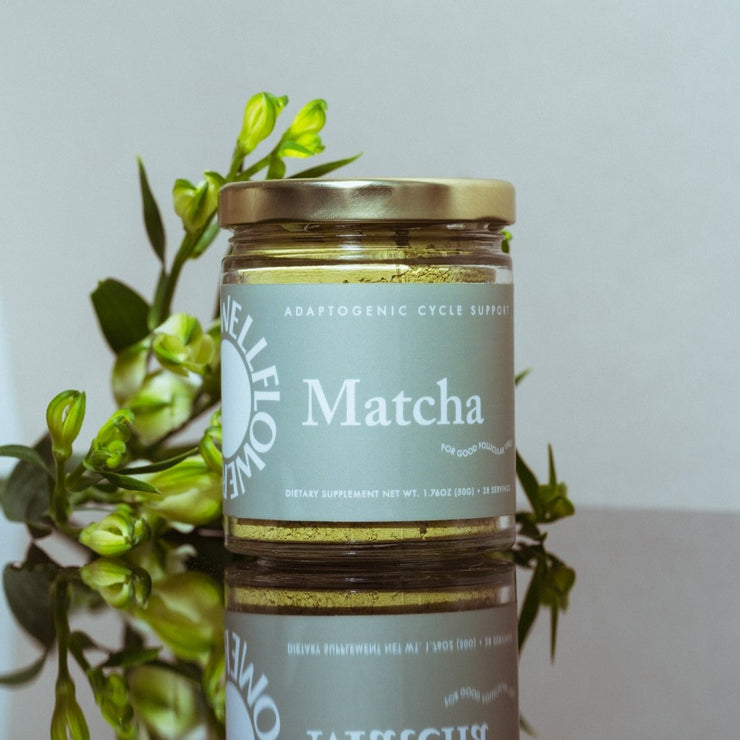 Matcha Adaptogenic Cycle Support