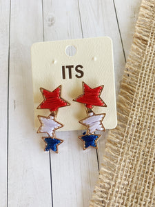 Independence Earrings