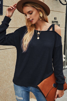Strapy Tunic Top