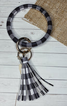 Load image into Gallery viewer, Buffalo Plaid Key Chains