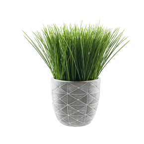 Simulated Realistic Grass