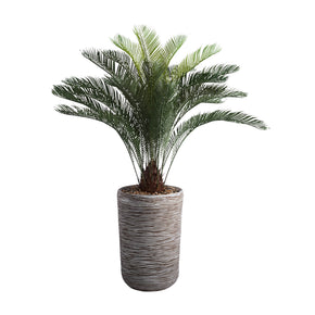 "Artificial Giant 49"" Sago Palm"