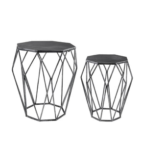 Octagonal Accent Tables
