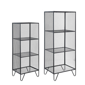3 Tier Storage Organizers-Black