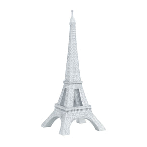Eiffel Tower Statue-White