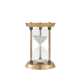 Classic Decorative Hourglass-Gold