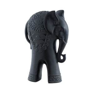 Tall Exquisite Indian Elephant-Black