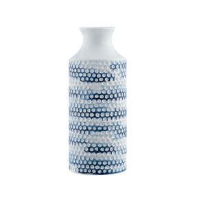 Nantucket Blue Vase